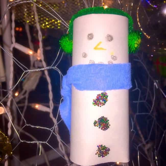 Remember to Keep the Snowman T... is listed (or ranked) 3 on the list The Worst Homemade Christmas Ornaments