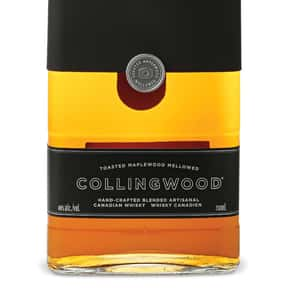 Collingwood Whisky is listed (or ranked) 12 on the list The Best Canadian Whiskey Brands