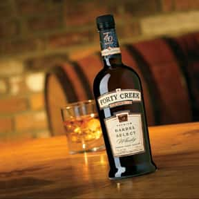 Forty Creek is listed (or ranked) 3 on the list The Best Canadian Whiskey Brands