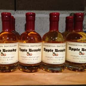 Pemberton Distillery is listed (or ranked) 23 on the list The Best Canadian Whiskey Brands