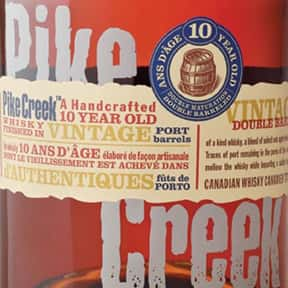 Pike Creek 10 Year Old is listed (or ranked) 13 on the list The Best Canadian Whiskey Brands