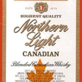 Northern Light is listed (or ranked) 25 on the list The Best Canadian Whiskey Brands
