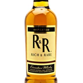Rich & Rare is listed (or ranked) 18 on the list The Best Canadian Whiskey Brands