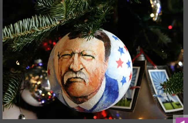 Teddy's Green Christmas is listed (or ranked) 4 on the list Quirky White House Traditions You Never Knew About