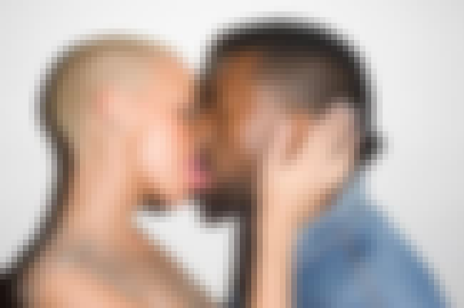 Kanye West and Amber Rose is listed (or ranked) 4 on the list 24 Couples You Forgot Were Engaged