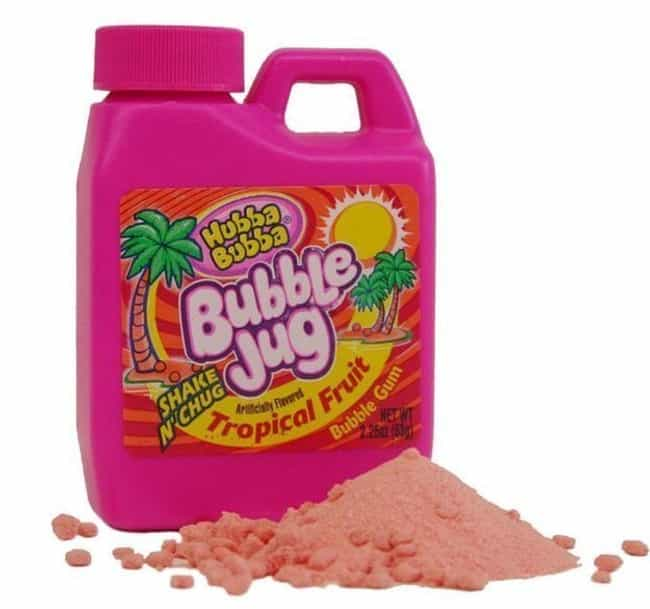 Hubba Bubba Bubble Jug: The ~O... is listed (or ranked) 4 on the list The Grossest Snack FAILs in History