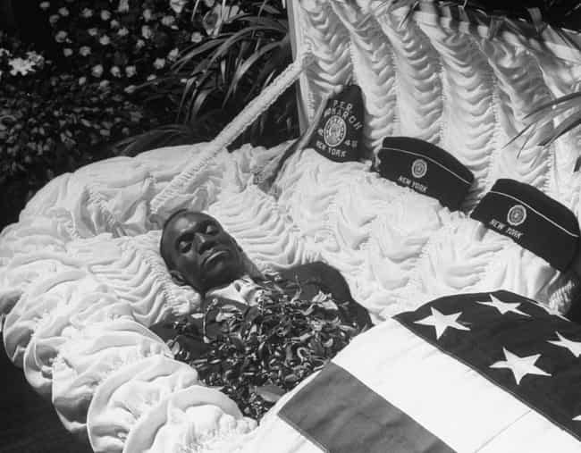 photos of famous dead bodies celebrity open casket funerals page 2