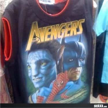 Worst. Avengers. Ever.