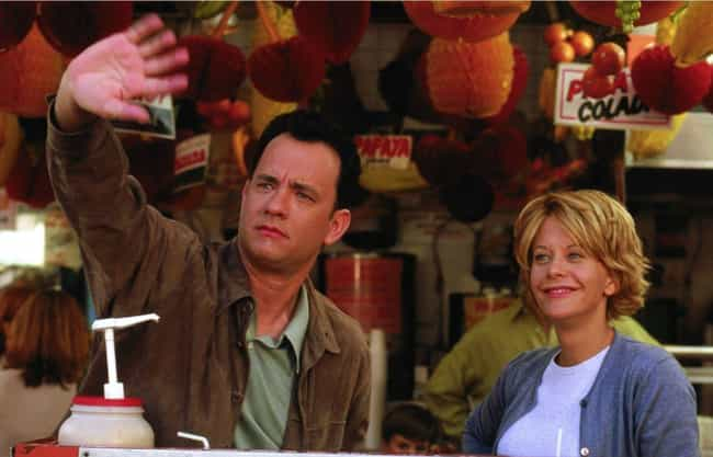Tom Hanks & Meg Ryan... is listed (or ranked) 5 on the list Actors Who Have Played Onscreen Couples Multiple Times