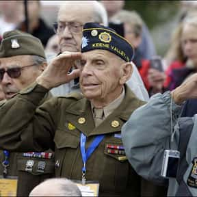 The World War II Veteran is listed (or ranked) 5 on the list Who Should Be TIME Magazine's Person of the Year 2015?