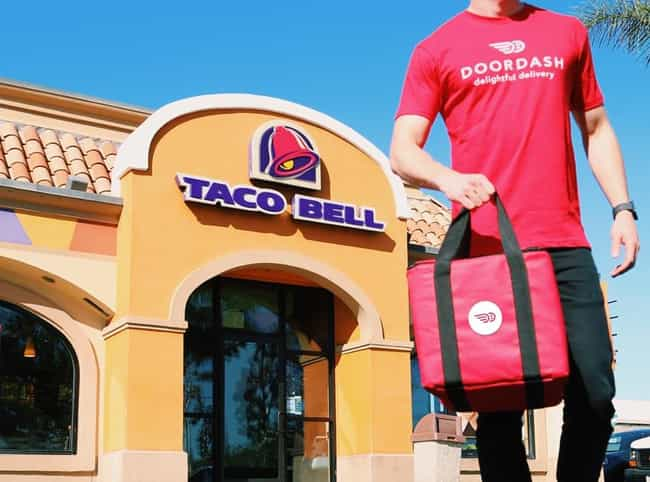 Taco Bell Delivery is listed (or ranked) 1 on the list 33 New Fast Food Items You Saw in 2016