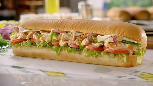Real Rotisserie Chicken ... is listed (or ranked) 1 on the list 33 New Fast Food Items You Saw in 2016