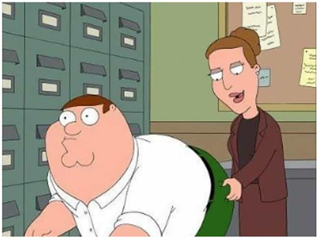 Princess Leia Is the One Haras... is listed (or ranked) 4 on the list Fun Facts About the Voices of Family Guy