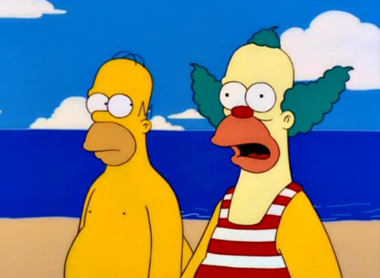 Krusty The Clown Was Originall is listed (or ranked) 4 on the list Fun Facts About the Voices of the Simpsons
