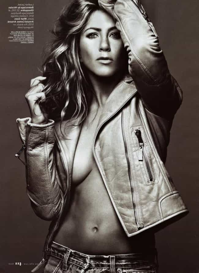 Jennifer Aniston covers Elle M... is listed (or ranked) 2 on the list The Most Beautiful Jennifer Aniston Pictures
