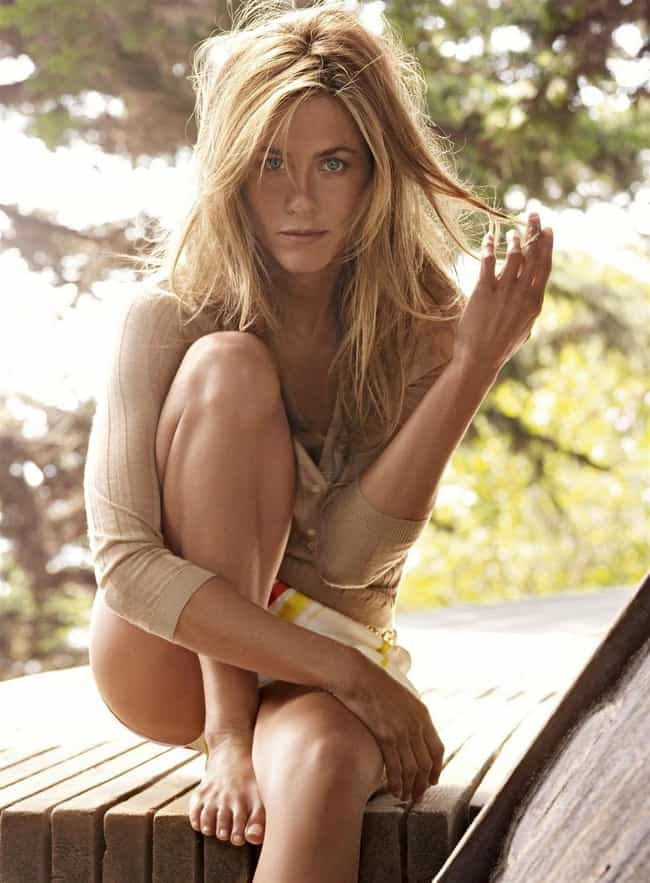 Jennifer Aniston in Vogue Maga... is listed (or ranked) 3 on the list The Most Beautiful Jennifer Aniston Pictures