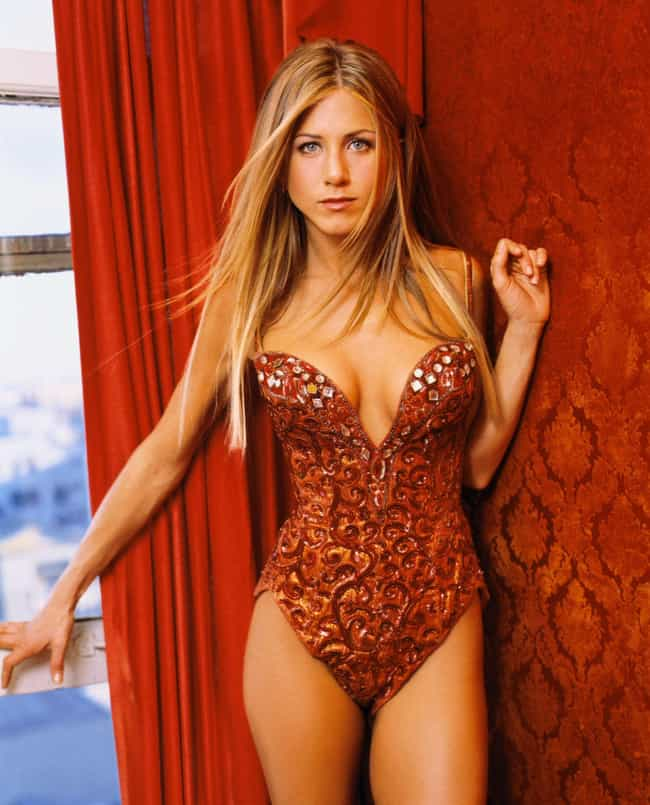 Jennifer Aniston in her swimsu... is listed (or ranked) 1 on the list The Most Beautiful Jennifer Aniston Pictures