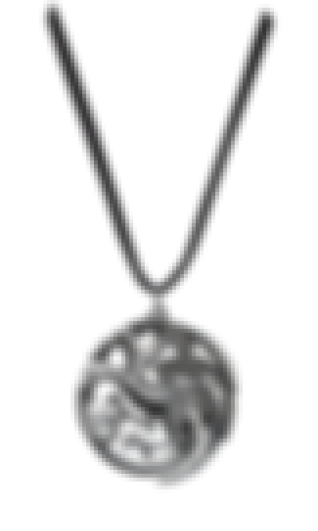 Targaryen Silver Pendant is listed (or ranked) 4 on the list Game of Thrones Gifts for the Fan Who Has It All