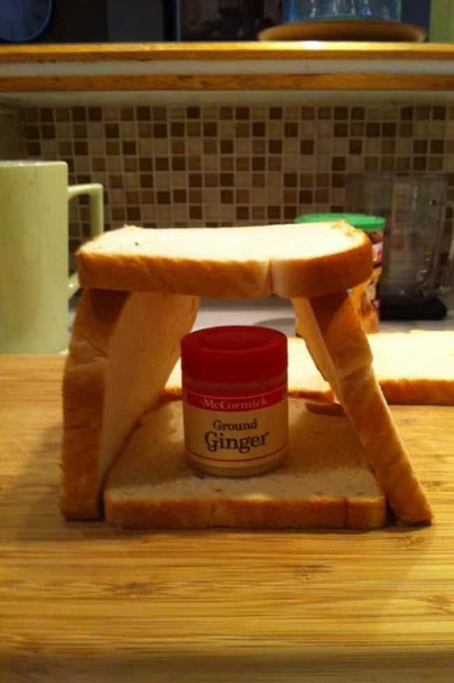 The Non-Baker's DIY Ging... is listed (or ranked) 5 on the list The Most Cringeworthy Christmas Puns
