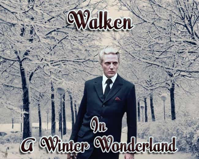 If Christopher Walken Ev... is listed (or ranked) 7 on the list The Most Cringeworthy Christmas Puns