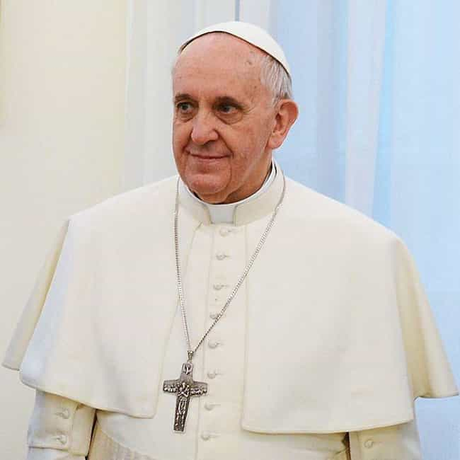 Just About Any Pope is listed (or ranked) 1 on the list Famous People Accused of Being the Antichrist