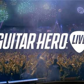 Guitar Hero Live is listed (or ranked) 21 on the list The Best PlayStation 4 Party Games