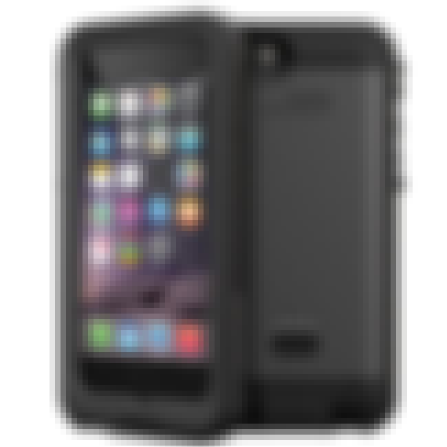Life Proof Water-Proof Case is listed (or ranked) 3 on the list Crazy iPhone Cases That Are Totally Useful