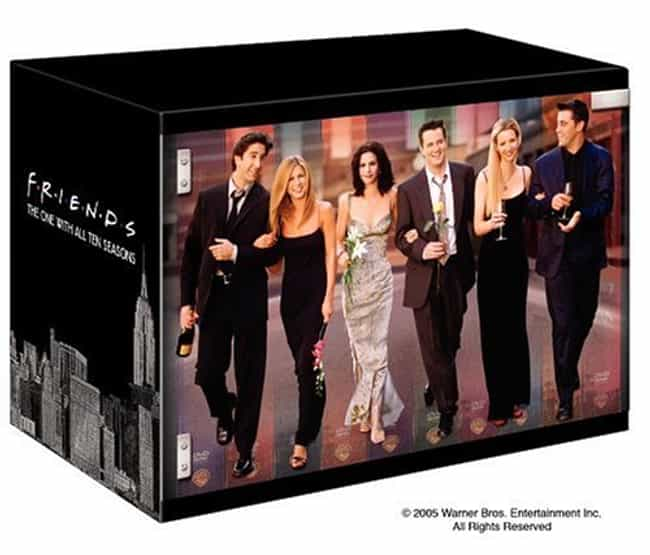 The One with All Ten Seasons is listed (or ranked) 2 on the list Perfect Gifts for Your Friend Who LOVES Friends