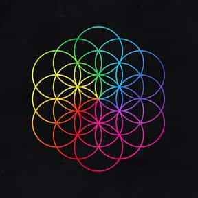 Everglow is listed (or ranked) 16 on the list The Best Coldplay Songs of All Time