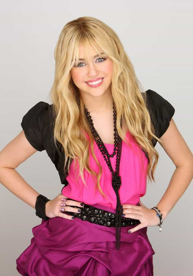 Miley Cyrus - Then is listed (or ranked) 1 on the list Your Favorite Disney Stars: Where Are They Now?
