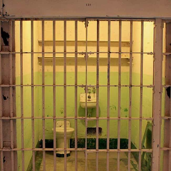 Only Four States Still A... is listed (or ranked) 2 on the list Everything You Need to Know About Conjugal Visits