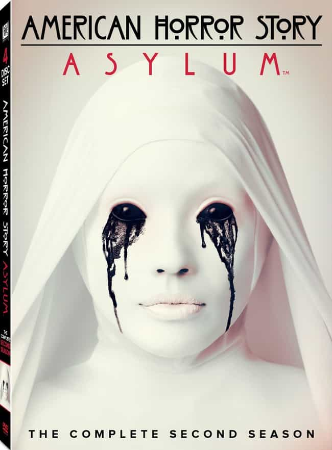 American Horror Story Seasons ... is listed (or ranked) 3 on the list Perfect Gifts for American Horror Story Fans