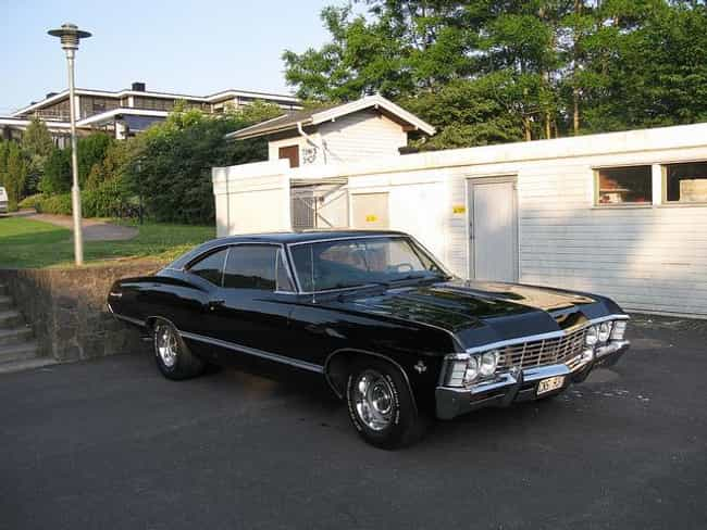 1967 Chevy Impala is listed (or ranked) 1 on the list Perfect Gifts for Supernatural Fans