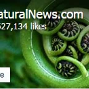 Natural News is listed (or ranked) 7 on the list The Top Conspiracy Theory Blogs