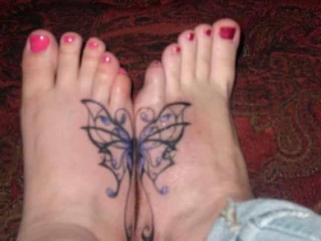 Connecting Butterfly Best Frie... is listed (or ranked) 4 on the list Best Friend Tattoo Ideas