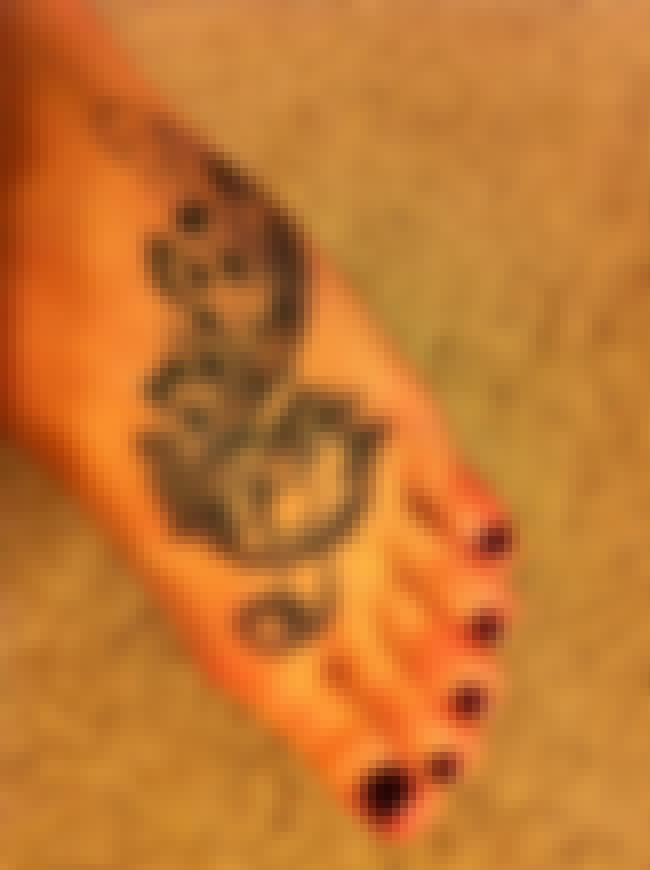 Treble Clef Music Tattoo is listed (or ranked) 4 on the list Music Tattoo Ideas