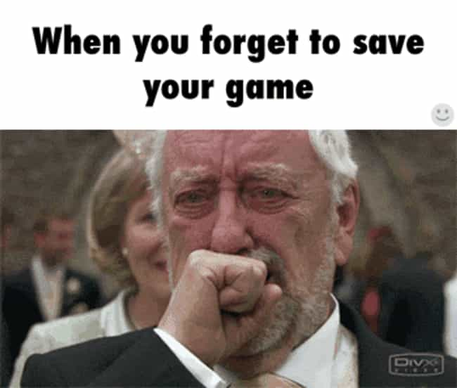 When You Forget the Most... is listed (or ranked) 2 on the list 27 Gaming Frustrations All Gamers Know to Be True
