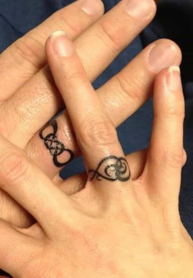 Ring Tattoo Ideas Designs For Ring Tattoos