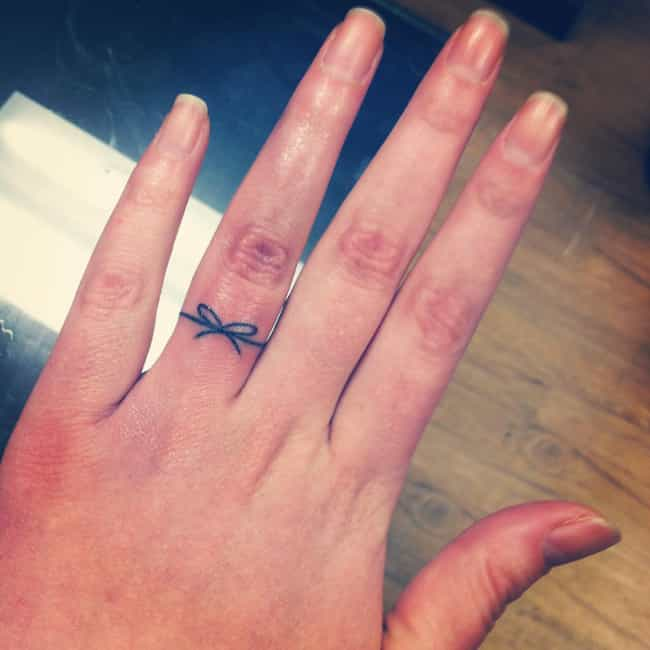 Ring Tattoo Ideas | Designs for Ring Tattoos