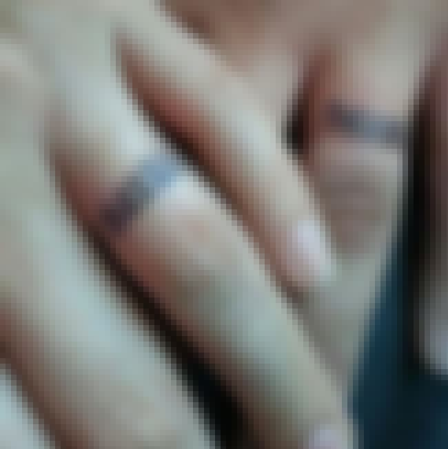 Wedding Date Ring Tattoo is listed (or ranked) 2 on the list Ring Tattoo Ideas
