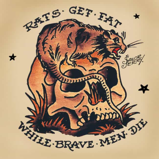 Sailor Jerry Tattoo Ideas