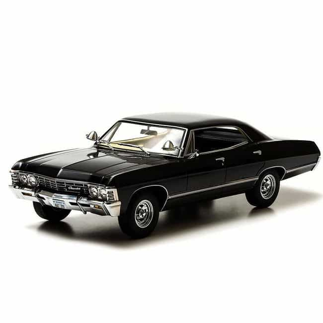 1967 Chevy Impala Model Car is listed (or ranked) 7 on the list Perfect Gifts for Supernatural Fans