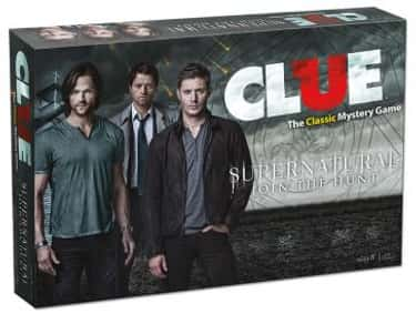 Clue: Supernatural Collector's is listed (or ranked) 2 on the list Perfect Gifts for Supernatural Fans