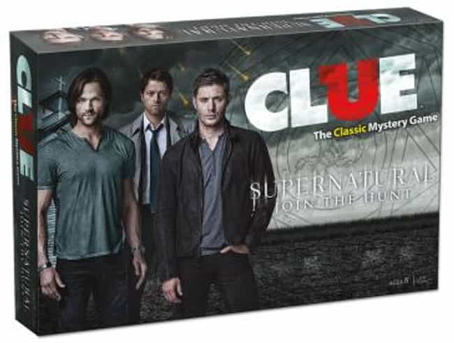 Clue: Supernatural Collector's... is listed (or ranked) 2 on the list Perfect Gifts for Supernatural Fans
