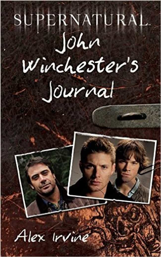 John Winchester's Journal is listed (or ranked) 4 on the list Perfect Gifts for Supernatural Fans