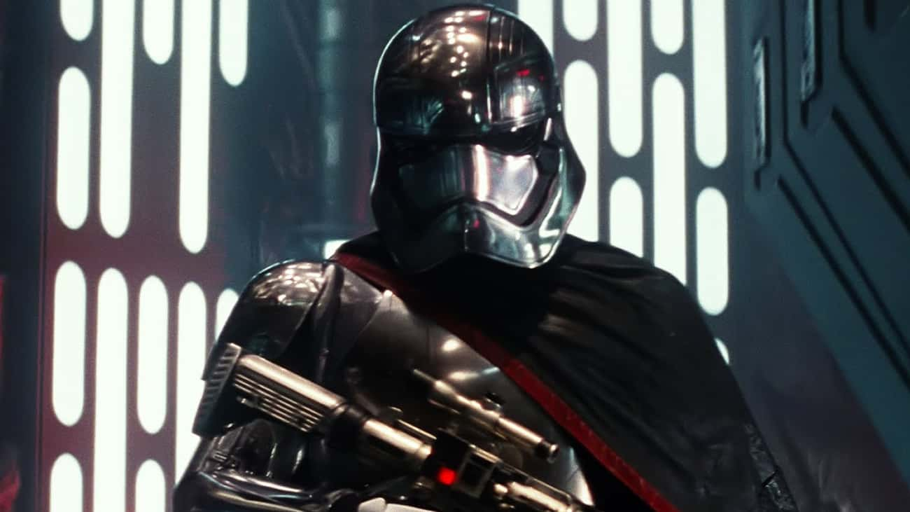The Character Almost Looked a  is listed (or ranked) 4 on the list Things You Didn't Know About Kylo Ren