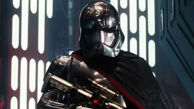 The Character Almost Looked a ... is listed (or ranked) 4 on the list Things You Didn't Know About Kylo Ren