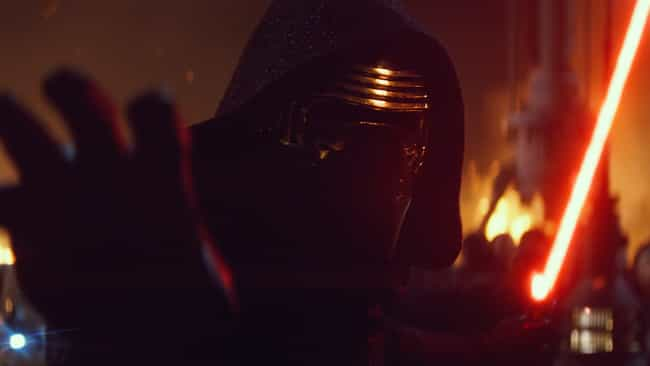 He Is Not a Sith Lord is listed (or ranked) 1 on the list Things You Didn't Know About Kylo Ren