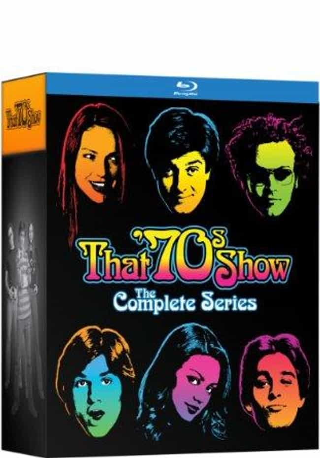 Complete Series Blu-ray is listed (or ranked) 2 on the list Perfect Gifts for 'That '70s Show' Fans