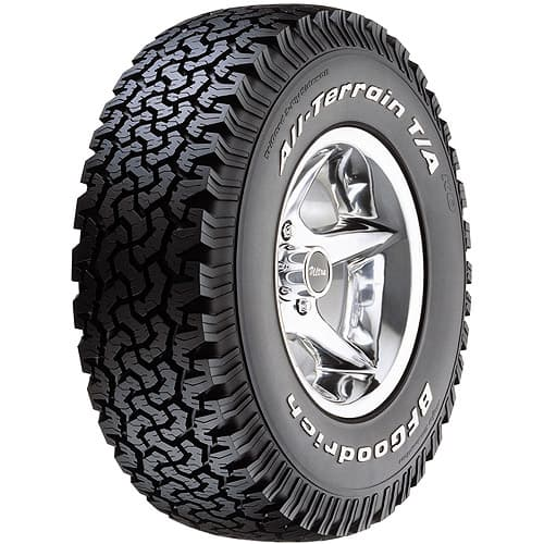 Random Best All-Terrain Tire Brands